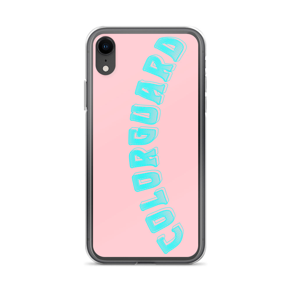 Color Guard iPhone Case-Marching Arts Merchandise-iPhone XR-Marching Arts Merchandise