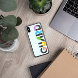 Color Block Guard iPhone Case - Marching Arts Merchandise -  - Marching Arts Merchandise - Marching Arts Merchandise - band percussion color guard clothing accessories home goods