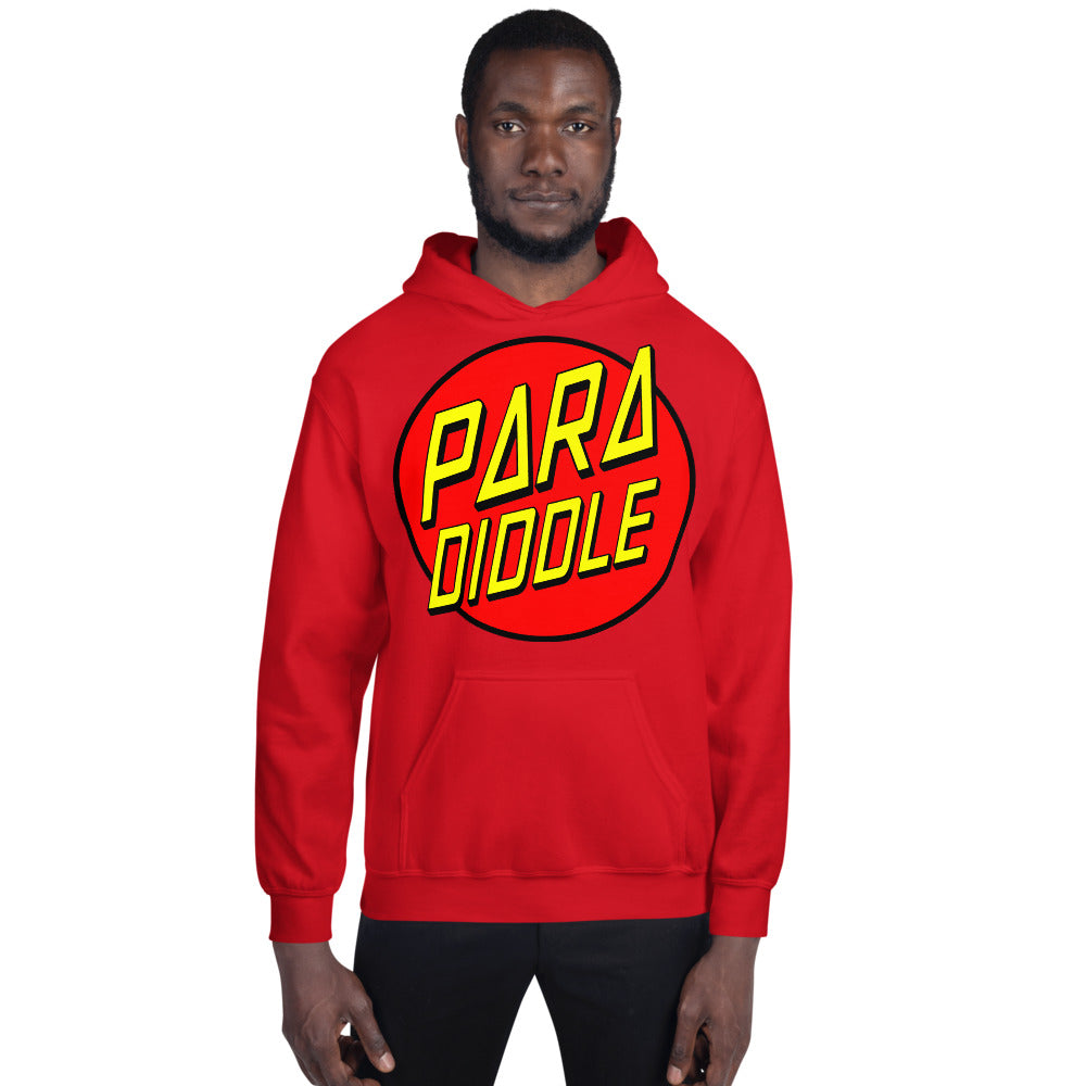Para Cruz Unisex Hoodie-Marching Arts Merchandise-Red-S-Marching Arts Merchandise