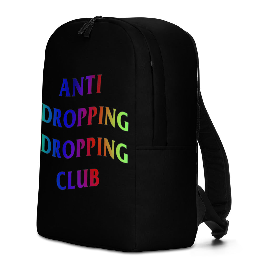 Anti Dropping Dropping Club Pride Backpack - Marching Arts Merchandise