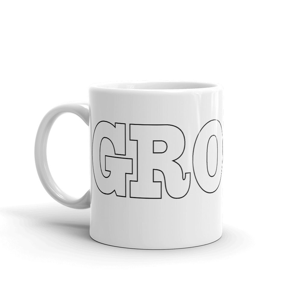 Groove Mug-Marching Arts Merchandise-Marching Arts Merchandise
