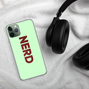Nerd iPhone Case-Marching Arts Merchandise-iPhone 11 Pro-Marching Arts Merchandise