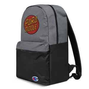 Para Cruz Embroidered Champion Backpack-Marching Arts Merchandise-Marching Arts Merchandise