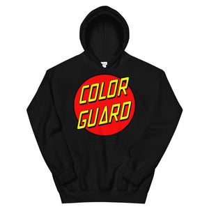 Color Cruz Unisex Hoodie-Marching Arts Merchandise-Black-S-Marching Arts Merchandise