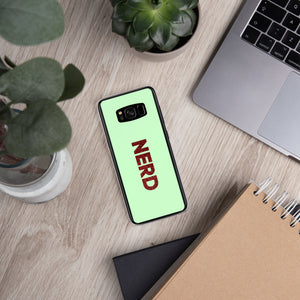 Nerd Samsung Case-Marching Arts Merchandise-Samsung Galaxy S8-Marching Arts Merchandise