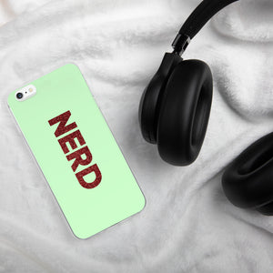Nerd iPhone Case-Marching Arts Merchandise-iPhone 6 Plus/6s Plus-Marching Arts Merchandise