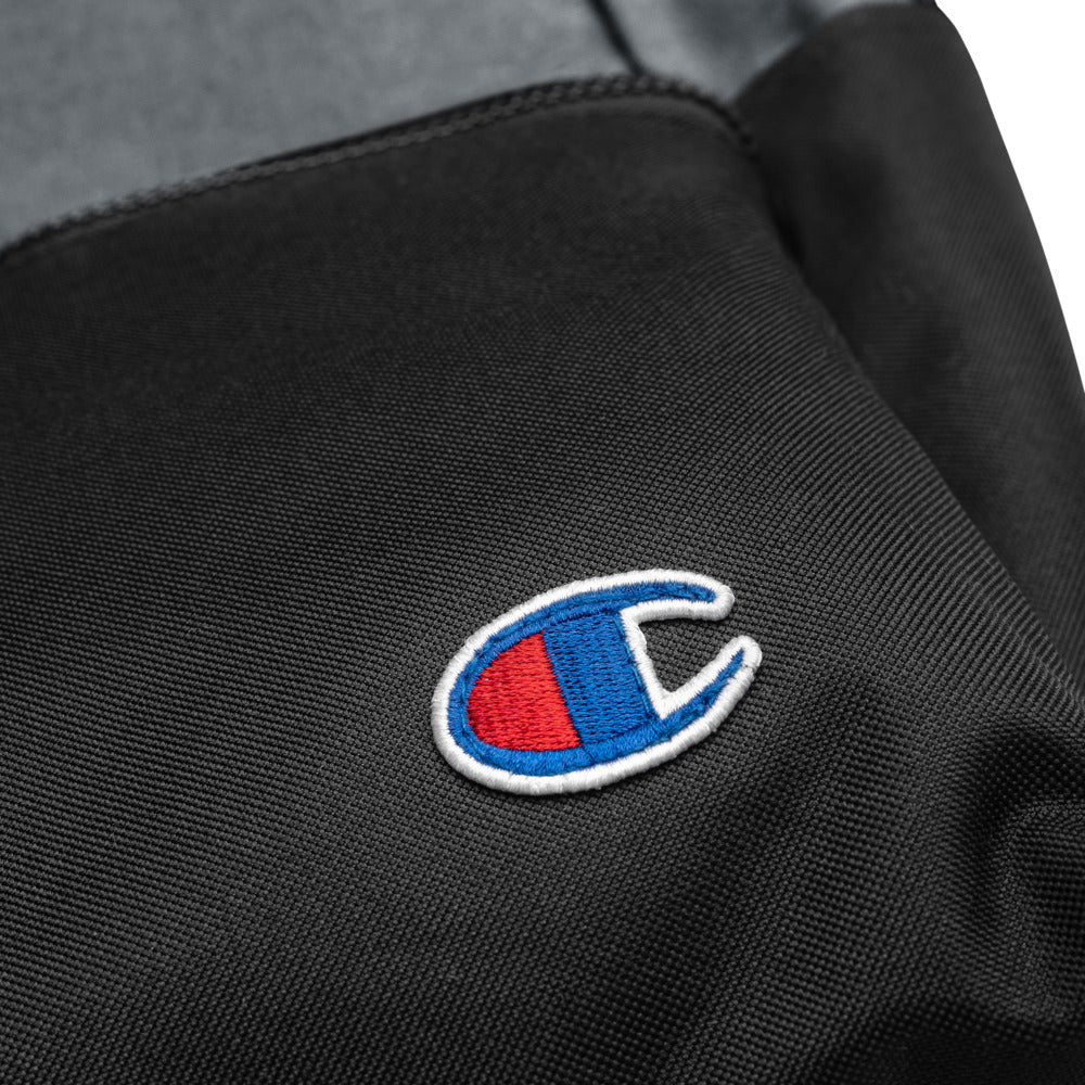 Color Cruz Embroidered Champion Backpack-Marching Arts Merchandise-Marching Arts Merchandise