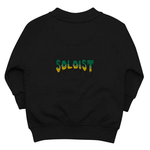 Soloist Baby Organic Bomber Jacket-Marching Arts Merchandise-12-18m-Marching Arts Merchandise