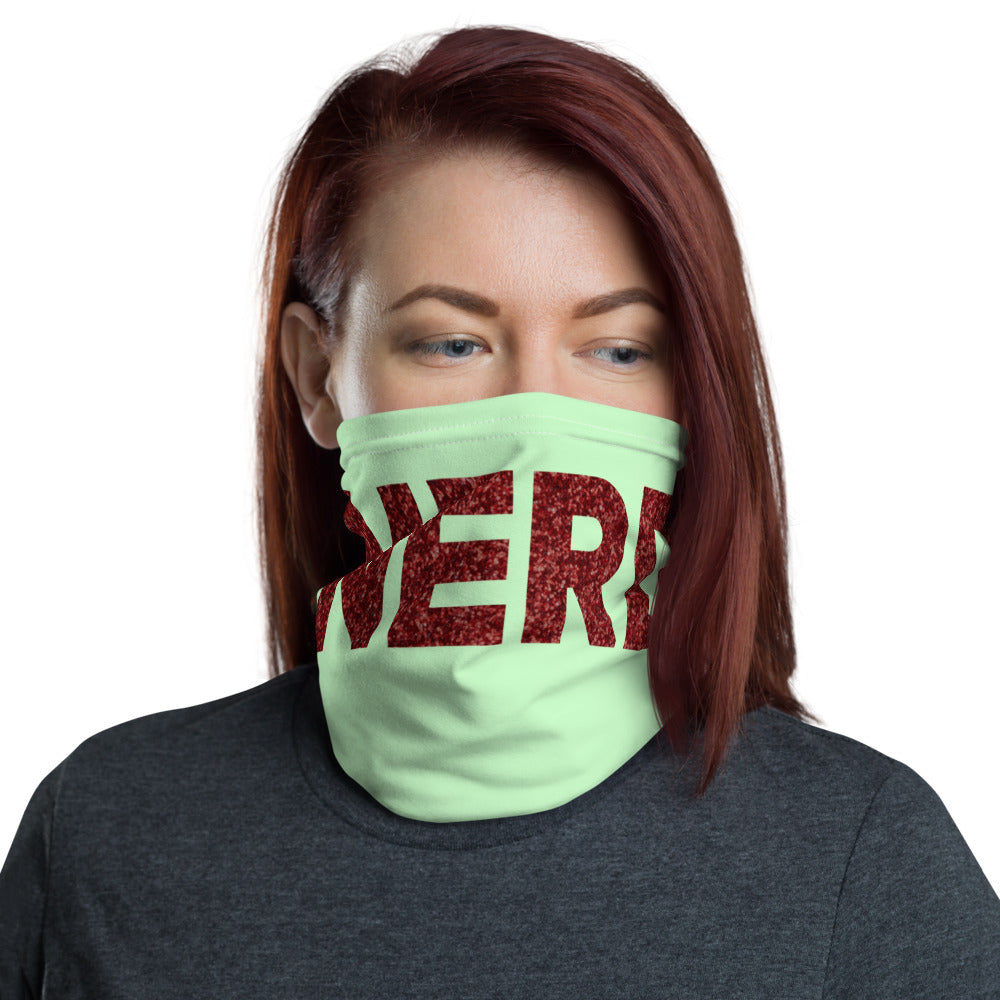 Nerd Neck Gaiter-Marching Arts Merchandise-Marching Arts Merchandise