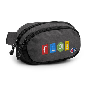 Flag Champion Fanny Pack-Marching Arts Merchandise-Marching Arts Merchandise