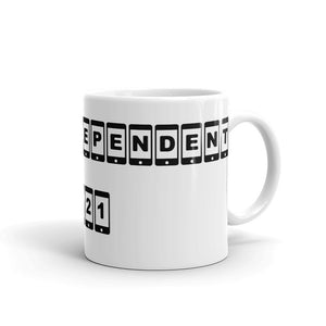 Zoom Independent Mug-Marching Arts Merchandise-11oz-Marching Arts Merchandise
