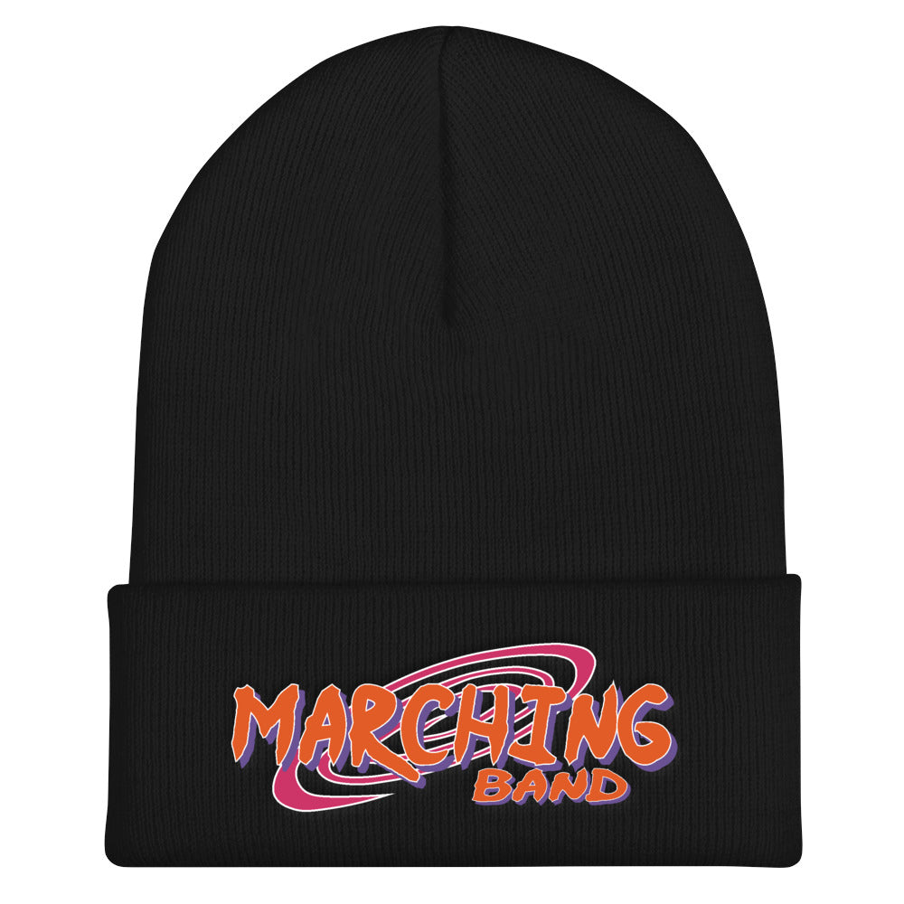 Baruto Marching Band Cuffed Beanie-Beanie-Marching Arts Merchandise-Marching Arts Merchandise
