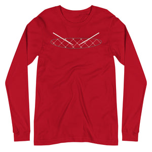 Subtle Snare Percussion Unisex Long Sleeve Tee-Marching Arts Merchandise-Marching Arts Merchandise