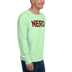 Nerd Unisex Sweatshirt-Marching Arts Merchandise-Marching Arts Merchandise