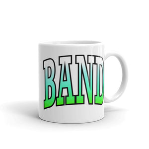 Ombre Band Mug-Marching Arts Merchandise-11oz-Marching Arts Merchandise