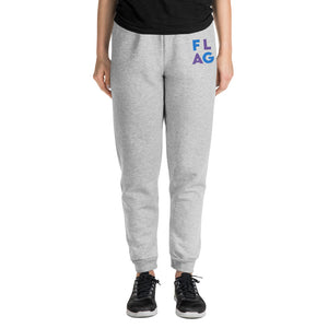 Flag Block Unisex Joggers-Marching Arts Merchandise-Marching Arts Merchandise