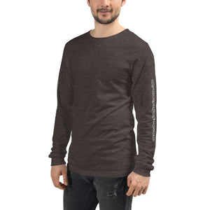 Count Unisex Long Sleeve Tee-Marching Arts Merchandise-Marching Arts Merchandise
