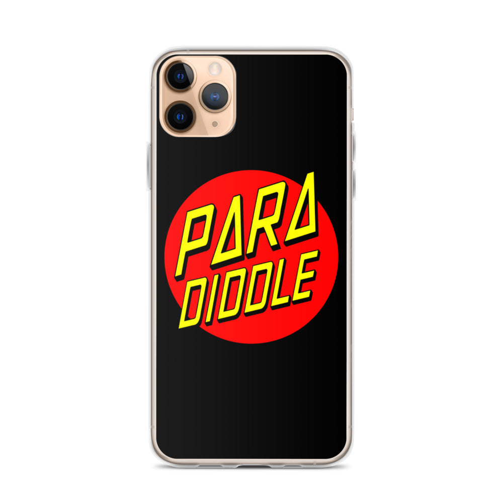 Para Cruz iPhone Case-Marching Arts Merchandise-iPhone 11 Pro Max-Marching Arts Merchandise