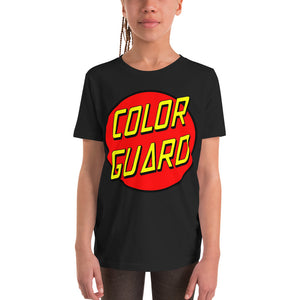 Color Cruz Youth Short Sleeve T-Shirt-Marching Arts Merchandise-Marching Arts Merchandise