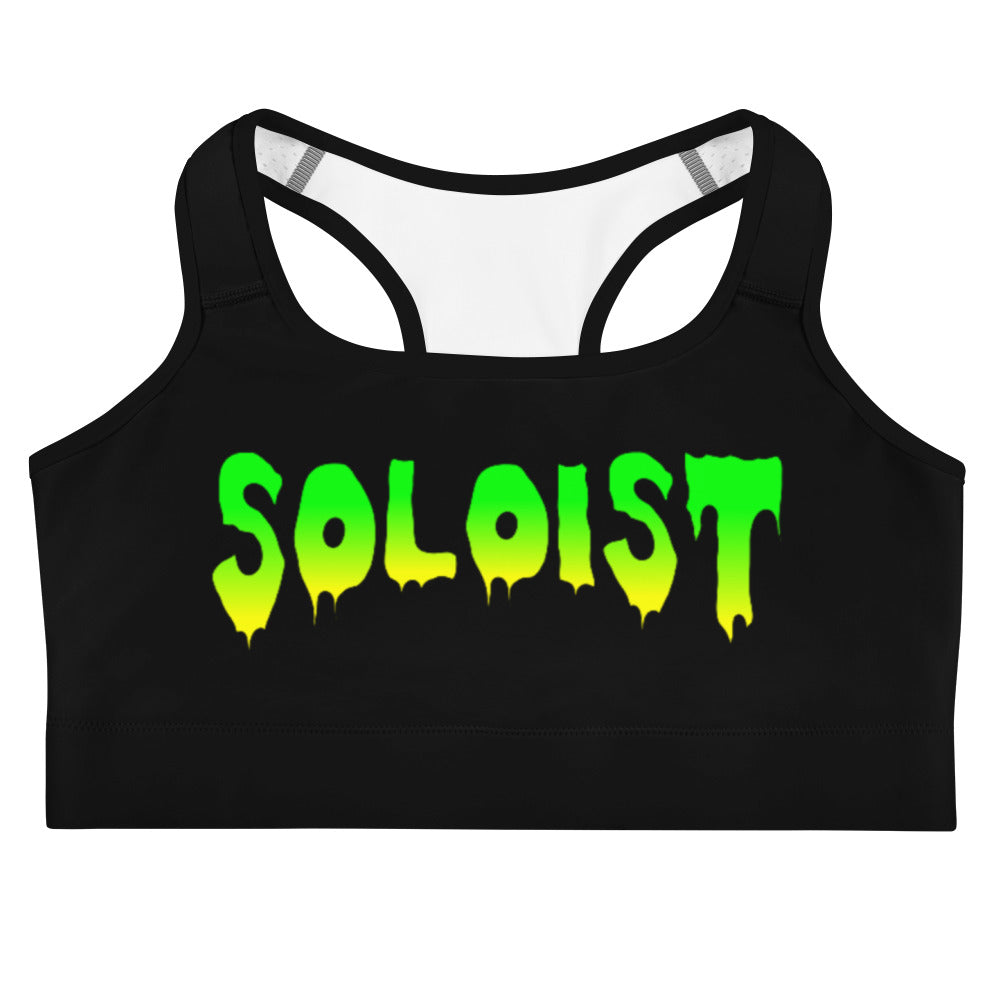 Soloist Sports Bra-Marching Arts Merchandise-XS-Marching Arts Merchandise