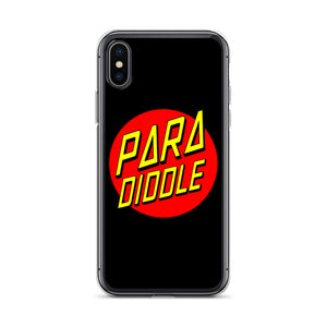Para Cruz iPhone Case-Marching Arts Merchandise-iPhone X/XS-Marching Arts Merchandise