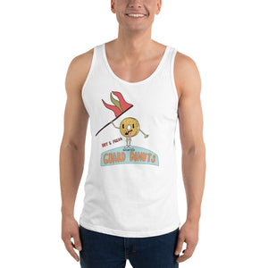 Flag Donuts Color Guard Unisex Tank Top-Marching Arts Merchandise-Marching Arts Merchandise