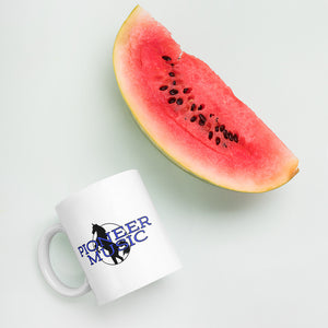Pioneer Music Mug-Marching Arts Merchandise-Marching Arts Merchandise