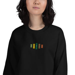 Retro Rifle Unisex Sweatshirt-Marching Arts Merchandise-Marching Arts Merchandise