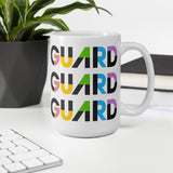 Color Block Guard Mug - Marching Arts Merchandise -  - Marching Arts Merchandise - Marching Arts Merchandise - band percussion color guard clothing accessories home goods