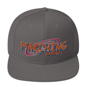 Baruto Marching Band Snapback Hat-Hat-Marching Arts Merchandise-Marching Arts Merchandise