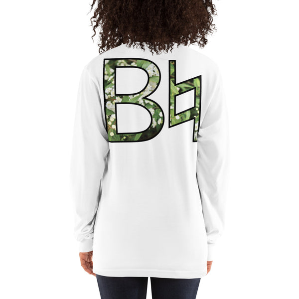 B Natural Unisex Long Sleeve Shirt - Marching Arts Merchandise -  - Marching Arts Merchandise - Marching Arts Merchandise - band percussion color guard clothing accessories home goods