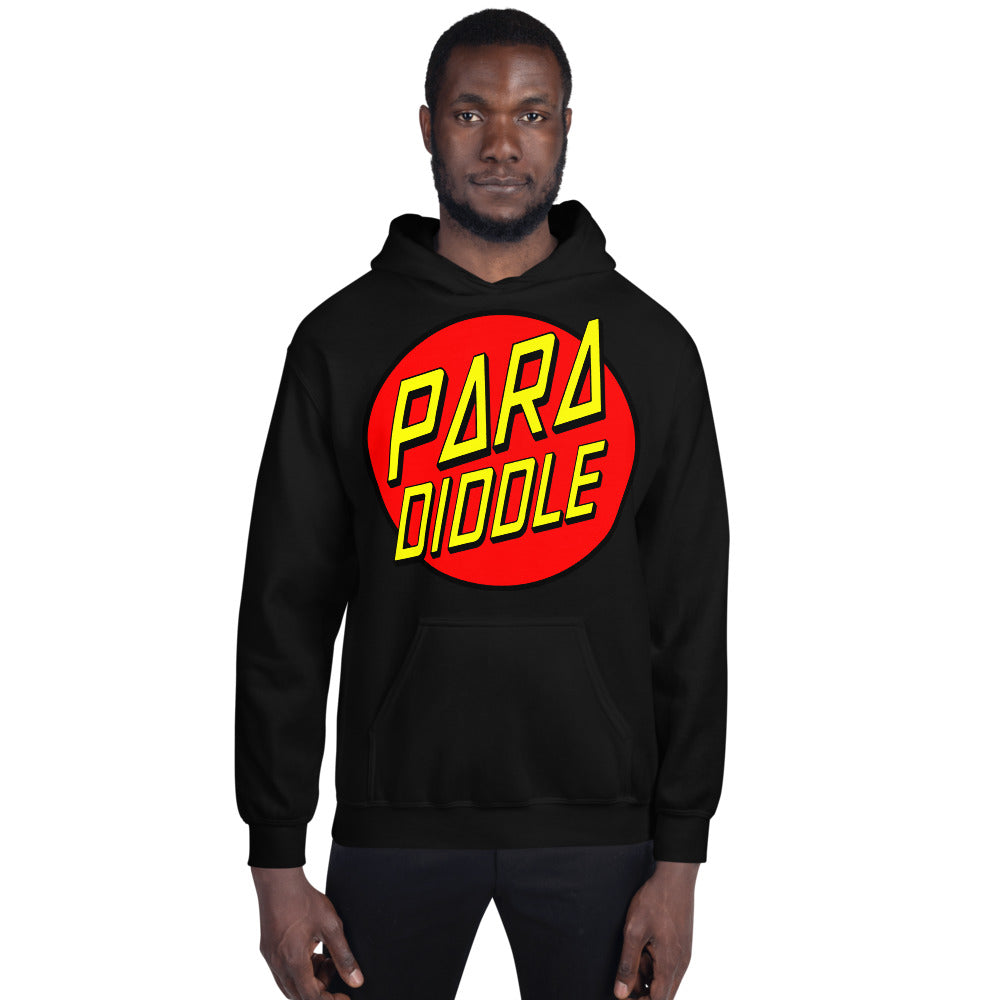 Para Cruz Unisex Hoodie-Marching Arts Merchandise-Black-S-Marching Arts Merchandise