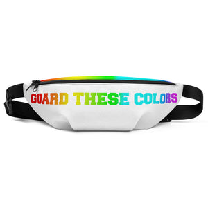 Guard These Colors Color Guard Fanny Pack-Fanny Pack-Marching Arts Merchandise-S/M-Marching Arts Merchandise