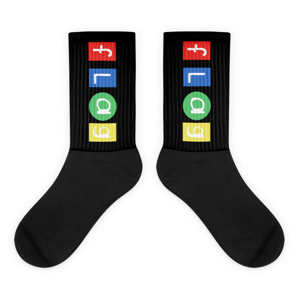 Flag Socks-Marching Arts Merchandise-L-Marching Arts Merchandise