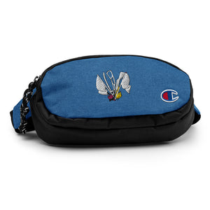Color Guard Fire Champion Fanny Pack-Marching Arts Merchandise-Marching Arts Merchandise