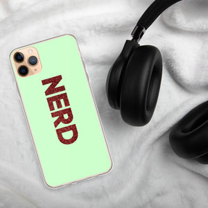 Nerd iPhone Case-Marching Arts Merchandise-iPhone 11 Pro Max-Marching Arts Merchandise