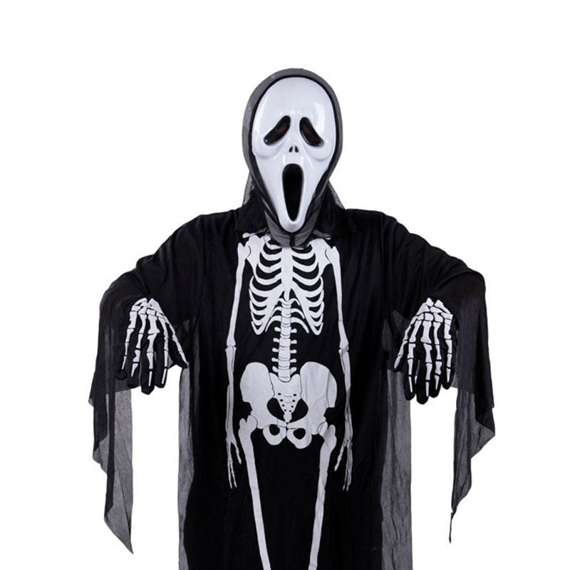 Scary Skull Ghost Decoration Clothes