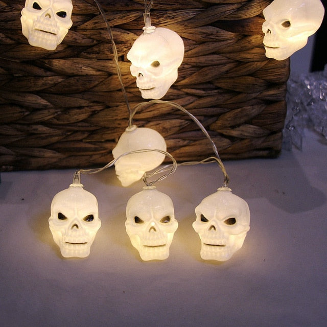 10 Lamps LED Ghost String Lights
