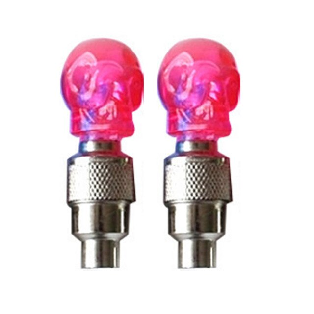 Multifuction Skull Shape Bike Tire Bulb