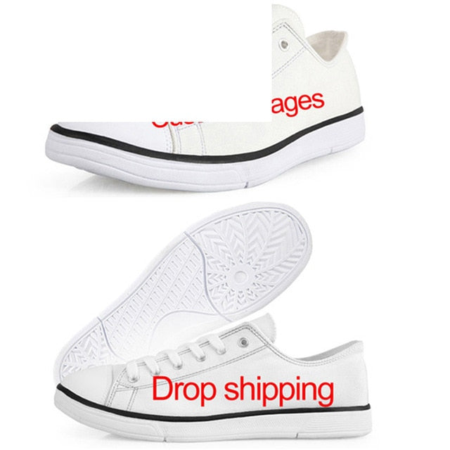 Summer Lace Up Breathable Shoes