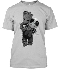 T Shirt Jack Skellington