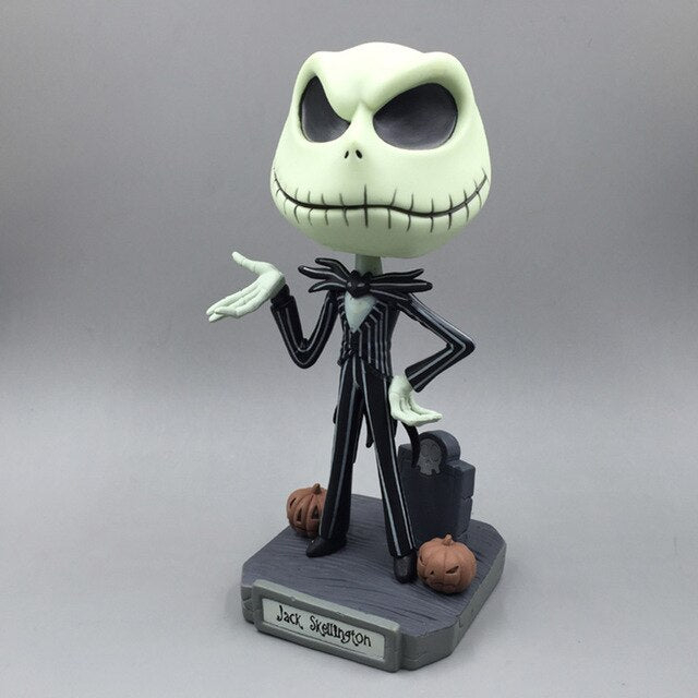 Christmas Gifts Collectible Models 16 CM Nightmare Before Christmas Jack Skellington Action Figure Doll Toys