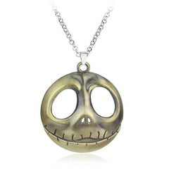 The Nightmare Before Christmas Pumpkin Necklace