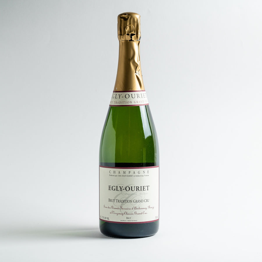 Egly-Ouriet, Champagne Grand Cru Tradition Brut