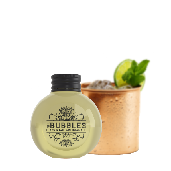 MR BUBBLES, MOSCOW MULE