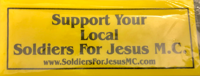 SUPPORT YOUR LOCAL SFJMC W/O WEB SITE