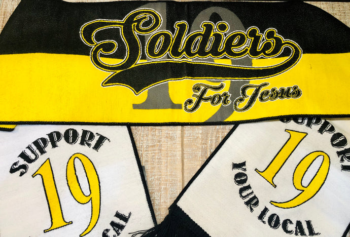 Support 19 Scarf