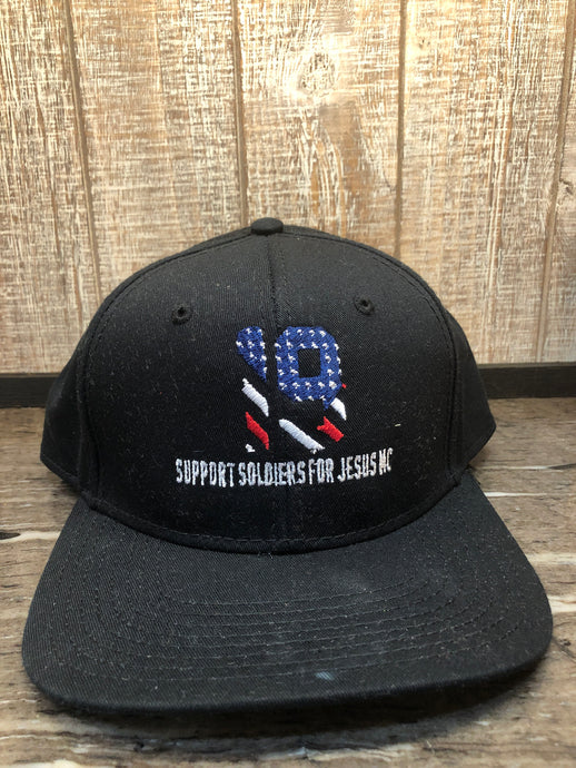 Flag 19 Mesh Back Flatbill Hat
