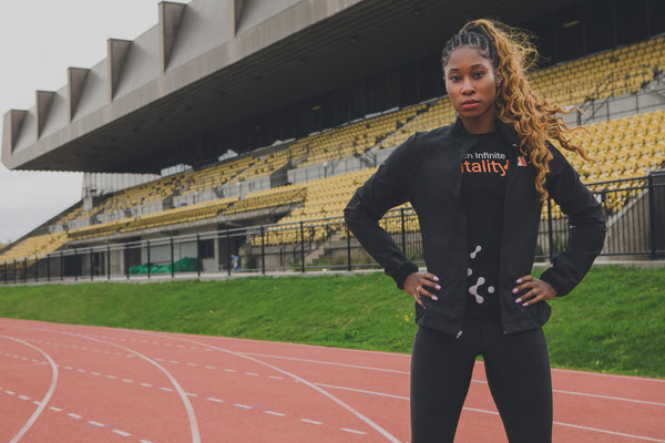 Interview Farah Jacques - From Olympian to teacher
