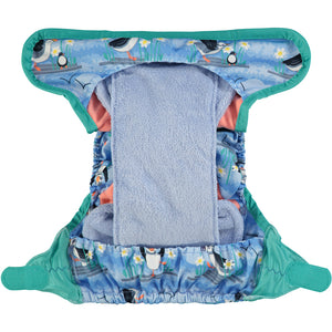 Pop-in V2 One Size AI2 Cloth Nappy Bio-Laminate (2020)